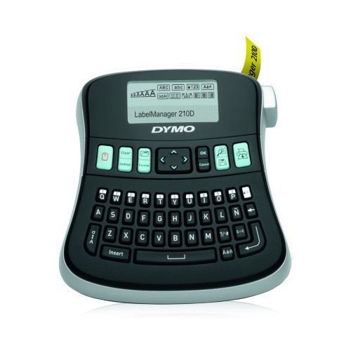 DYMO LabelManager 210D Thermal transfer 180 x 180DPI label printer