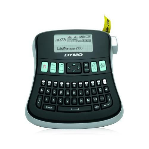 DYMO LabelManager 210D label printer Thermal transfer 180 x 180 DPI
