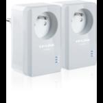 TP-LINK TL-PA4015PKIT 500Mbit/s Ethernet LAN Wit 2stuk(s) PowerLine-netwerkadapter
