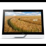 """Acer T2 T232HL 58.4 cm (23"""") 1920 x 1080 pixels Multi-touch Black"""