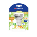 Verbatim 52141 6.5W GU10 A+ White LED bulb energy-saving lamp