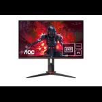"""AOC Gaming Q27G2U/BK computer monitor 68,6 cm (27"""") 2560 x 1440 Pixels Quad HD LED Flat Zwart"""