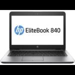 "HP EliteBook 840 G3 Silver Ultrabook 35.6 cm (14"") 1920 x 1080 pixels 2.4 GHz 6th gen Intel® Core™ i5 i5-6300U"