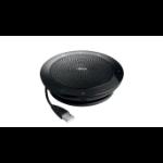 Jabra Speak 510 MS speakerphone Universal USB/Bluetooth Black