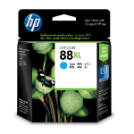 HP 88XL Original Cyan 1 pc(s)