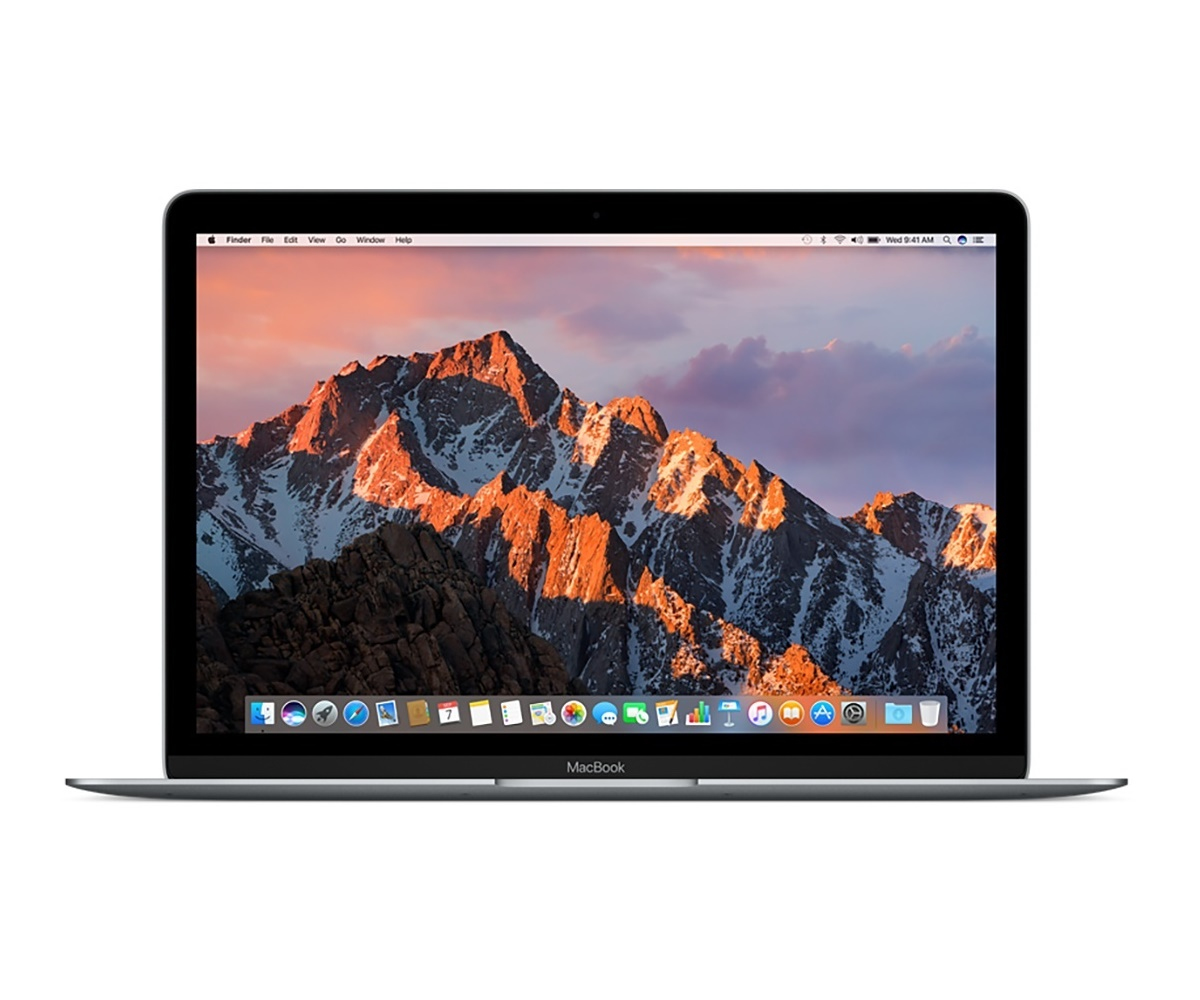 "Apple MacBook Grey Notebook 30.5 cm (12"") 2304 x 1440 pixels 1.3 GHz 7th gen Intel® Core™ i5"