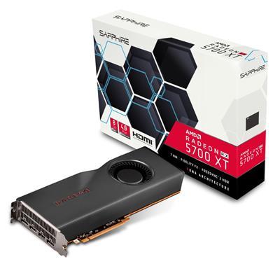 RADEON RX 5700 XT 8G GDDR6 HDMI TRIPLE DP UEFI              IN