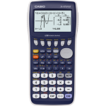 Casio FX-9750GII calculator Desktop Graphing Blue