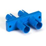 Black Box FOT111 fiber optic adapter ST 1 pc(s) Blue