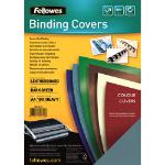 Fellowes FSC Certified Leathergrain Covers