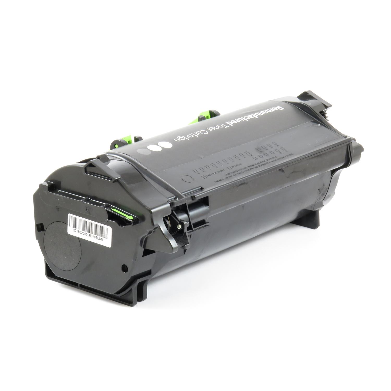Remanufactured Lexmark 51B2X00 Black Toner Cartridge