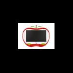 "Hannspree Hanns.G HA 195 HPR 47 cm (18.5"") 1366 x 768 pixels WXGA LCD Red,White"