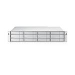 Promise Technology E5300f Fibre Channel Rack (2U) Stainless steel disk array