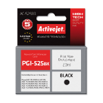 ActiveJet Replacement for Canon PGI-525BK Remanufactured Inkjet Cartridge, Black, 20ml (AC-525BR)