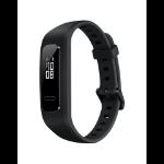 "Huawei Band 3e PMOLED Wristband activity tracker 1.27 cm (0.5"") Black"