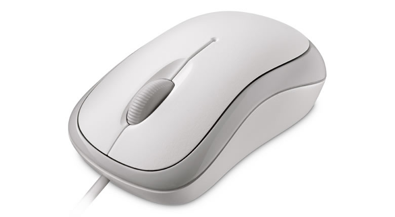 Microsoft Basic Optical Mouse for Business ratón USB Óptico 800 DPI