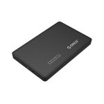 "Orico Black 2588US3 2.5"" USB3 External Hard Drive Enclosure"