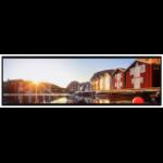 "Vestel NB37U34 signage display 94 cm (37"") LED Black"