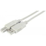 EXC 532200 USB cable 3 m USB 2.0 USB B USB A Grey