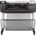 """HP Designjet Impresora multifunción de 24"""" T830 impresora de gran formato Inyección de tinta Color 2400 x 1200 DPI Wifi"""