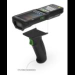 """CUSTOM KR500-G handheld mobile computer 10.2 cm (4"""") 800 x 480 pixels Touchscreen 315 g Black"""