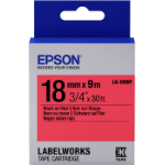 Epson LK-5RBP labelprinter-tape