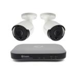 Swann SWDVK-449802-UK Wired 4channels video surveillance kit