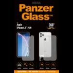 "PanzerGlass B2663 mobile phone case 16.5 cm (6.5"") Cover Transparent"