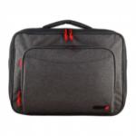 "Tech air TANZ0137 notebook case 39.6 cm (15.6"") Messenger case Grey"