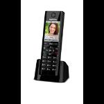 AVM FRITZ!Fon C5 International Teléfono DECT Negro Identificador de llamadas