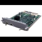 Hewlett Packard Enterprise 5800 2-port 10GbE SFP+ Module 10 Gigabit network switch module