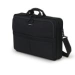 "Dicota Multi SCALE notebook case 39.6 cm (15.6"") Messenger case Black"