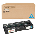 Ricoh 407717 Toner cyan, 6K pages
