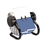 Rolodex Classic Rotary 2 5/8 x 4 business card holder