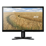 "Acer G7 G227HQLA 21.5"" Zwart Full HD Glans"