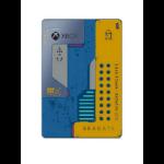 Seagate Game Drive STEA5000404 external hard drive 5000 GB Blue, Yellow