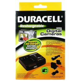 Duracell Camera Battery Charger