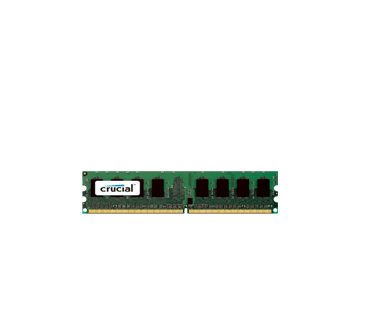 Crucial 8GB, 1866MHz, DIMM memory module DDR3 ECC