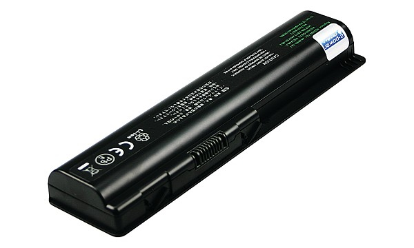 2-Power 10.8v, 6 cell, 47Wh Laptop Battery - replaces 498482-001