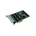 IBM PRO/1000 PT Quad Port Server Adapter by Intel 1000Mbit/s networking card
