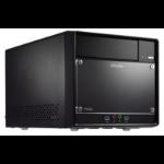 Shuttle XPC cube SH310R4V2 Black Intel® H310 LGA 1151 (Socket H4)