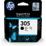 HP 3YM61AE (305) Printhead cartridge black, 120 pages