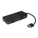 i-tec USB 3.0 / USB-C Dual HDMI and VGA Video Adapter