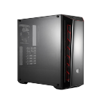 Cooler Master MasterBox MB520 Midi-Tower Black,Red