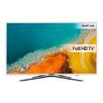 "Samsung UE55K5510AKXXU 55"" Full HD Smart TV White LED TV"