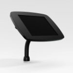Bouncepad Flex | Microsoft Surface Go 10.0 (2018) | Black | Exposed Front Camera and Home Button |