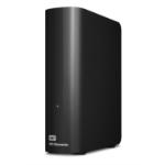 Western Digital WD Elements Desktop Externe Festplatte 4000 GB Schwarz