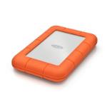 LaCie Rugged Mini external hard drive 5000 GB Orange
