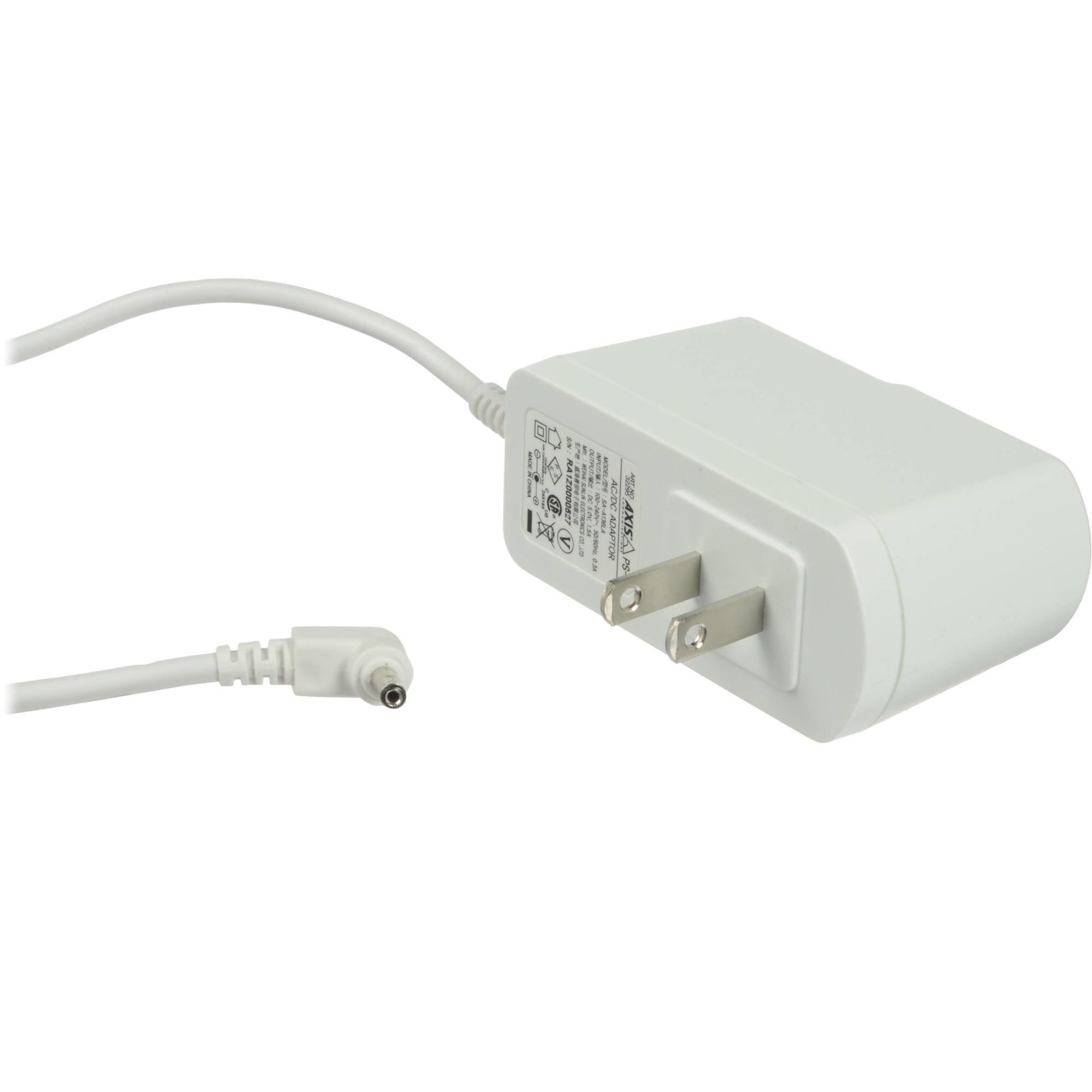 Axis 5700-221 Indoor White power adapter & inverter