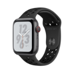 Apple Watch Nike+ Series 4 reloj inteligente OLED Gris 4G GPS (satélite)
